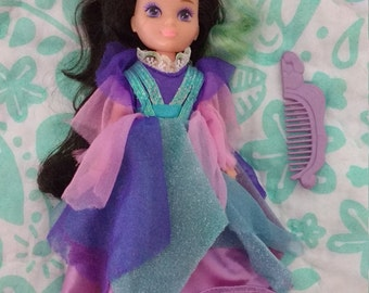 SALE Lady Lovely Locks Duchess Ravenwaves doll and pixietail