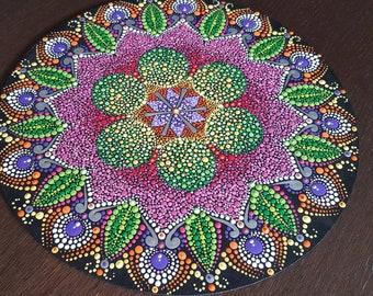 Mandala - Summer flower