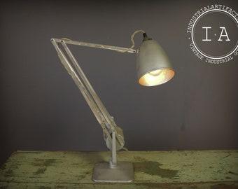 Vintage Mid Century Modern Drafting Articulating Desk Lamp