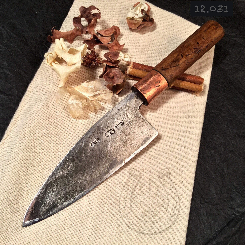 Atemberaubend Handgemachte Küchenmesser Oregon Galerie - Küche Set ...