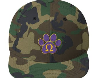Omega Dog Paw Snapback