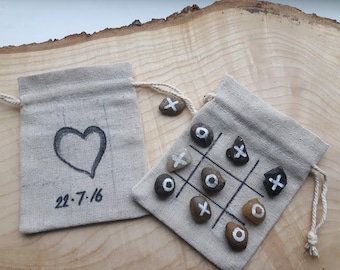 Noughts and Crosses Childrens Wedding Favours