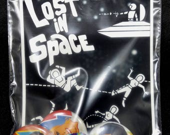 Lost In Space Button Pack #2
