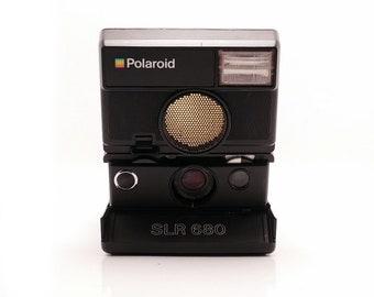 Polaroid SLR 680 - AF SX-70 Land Camera SX70 - Instant Film Camera