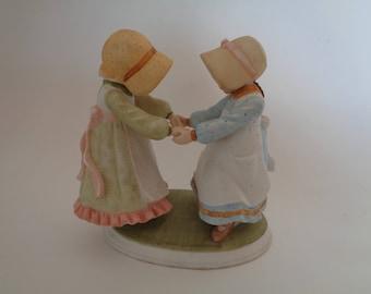 Vintage Holly Hobbie figurine