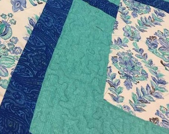 Long arm quilting - Meander, Swirls or Loops