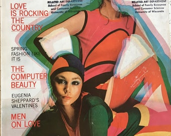 1970 BAZAAR Magazine