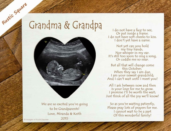 Items Similar To Grandparents To Be Pregnancy