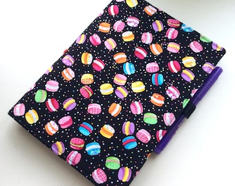 Cover fabric for leuchtturm1917 A5 size, Hobonichi notebook , A5, A6 Techo, Planner Cover, Weekly Planner