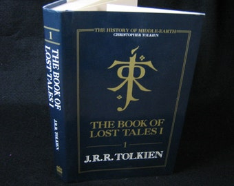 The Book Of Lost Tales, Part I Tolkien
