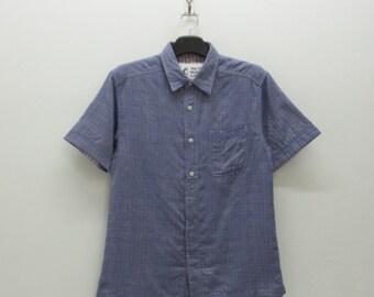 Marmot Shirt Marmot Button Down Shirt Marmot Mountain Limited Shirt Plaid Lining Shirt Mens Size M