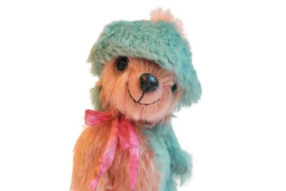 Komplette Nähset Teddybär-Nähzeug und Muster Tutorial How