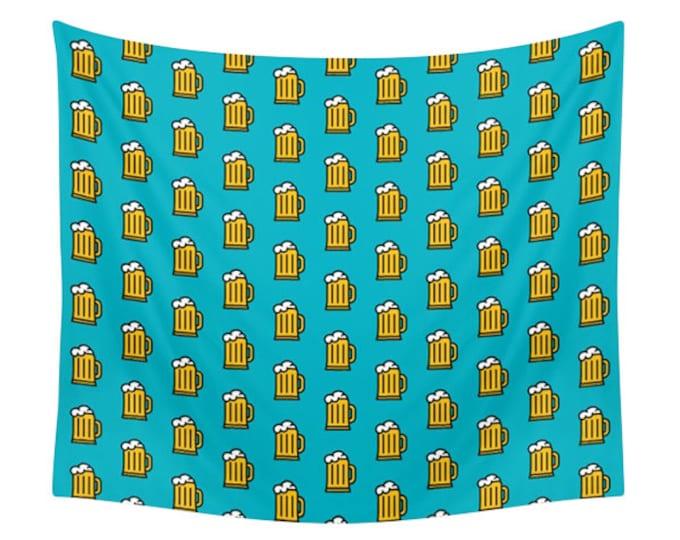 Beer Tapestry - Icon Prints: Drinks Series