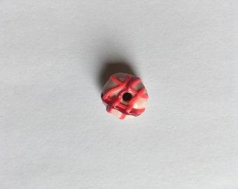 Tiny Pink Donut