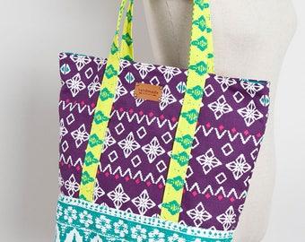 1236 Lacy Bag PDF Sewing Pattern