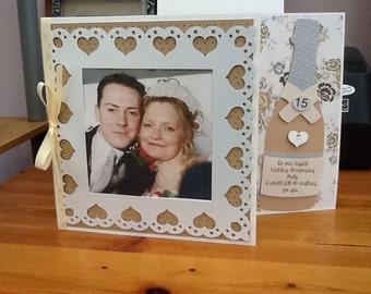 valentine/wedding/anniversary card