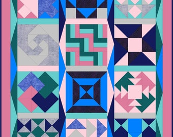 2018 Block of the Month Quilt KIT