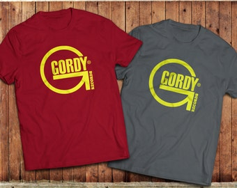 Gordy Records T-Shirt, Tamla Motown, Northern Soul