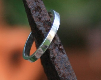 Sterling Silver Ring - Simple Band