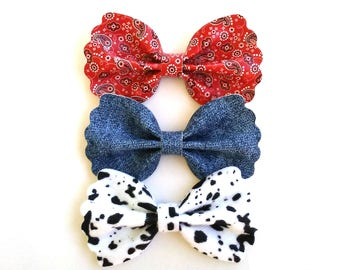 CowGirl Bows