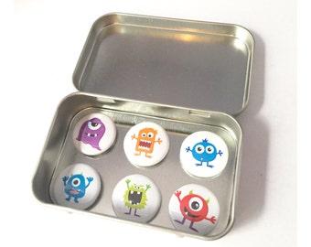 Monster Magnet Set