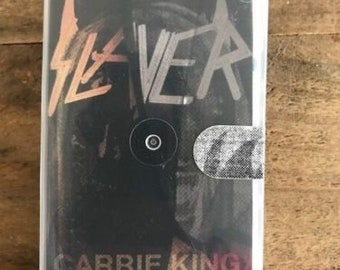 Slayer - Carrie King Cassette - Weird Slayer Mix Tape - Sealed!!!!