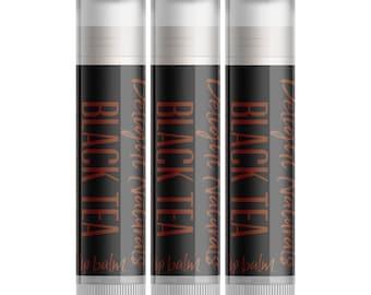 Black Tea Lip Balm - Set of Three