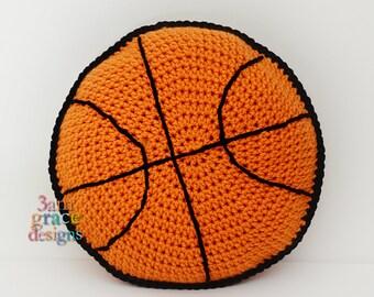 Basketball Kawaii Cuddler™ Crochet Pattern