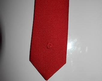 Pierre Cardin . Designer Tie .  Excellent !