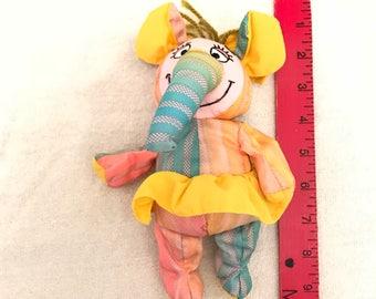 Disney's Heffalump From Winnie The Pooh Bean Bag Toy