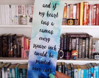 If My Heart Was a Canvas - Lady Midnight