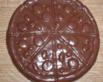Medium Pizza Slice Chocolate Mold