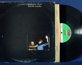 David Crosby / Graham Nash - Viny LP