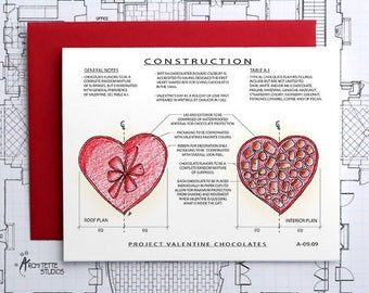 Project Valentine - Instant Download Printable Art - Construction Series