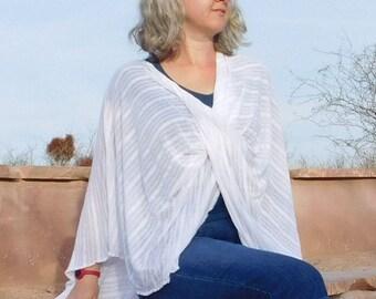Patterned Knit Wraps