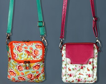 Sew Candy - Flora Sling Bag