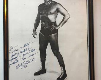 Bob Orton Sr. autograph picture