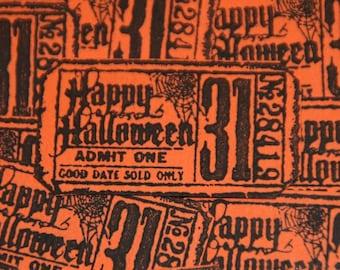 Halloween Carnival Tickets 24
