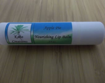 Apple Pie Flavored Lip Balm