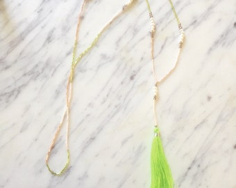 Summer Necklace (SALE)