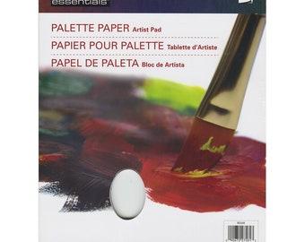 Palette Paper Artist Pads