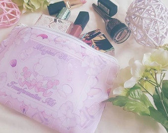 Magical Girl Transformation Kit (cosmetic bag)