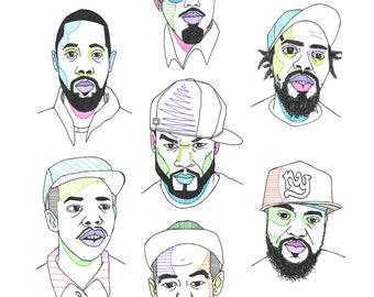Hip Hop Heads: Week 7