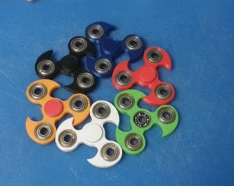 PRICE LOWERED** 3D Printed Claw Fidget Spinner /Dry Lube/long spin time/Degreased Bearings/EDC Spinner/Stress Relief/Toy/Gift/fast ship
