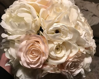 Bridal bouquet set