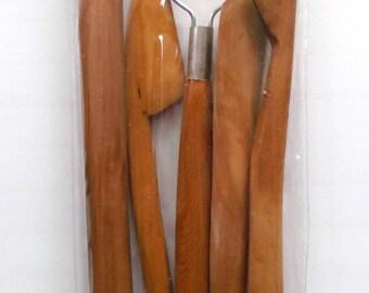 set of tools for modeling Daubs + 1 scraper No. 4 931