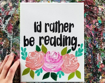 Rather Be Reading