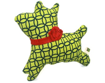 Dog Toy Extra Durable - Terrier