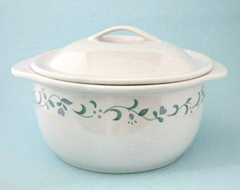 Corelle Country Cottage 1.5 Quart Covered Casserole - Replacement Corelle Corning