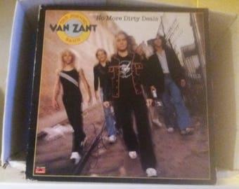 Van Zant the Johny band LP signed by Gary Rossington. (Rare Vintage)